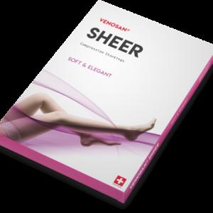 Venosan SHEER  kompressioonpõlvikud